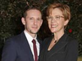 jamie bell and annette bening shine in gloria grahame film