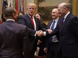 'The haggling will only intensify' — Wall Street's wary of the Republican tax plan