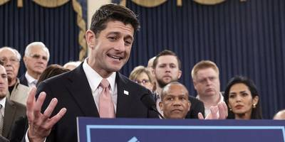 the massive republican tax bill is going to look a lot different in a few days
