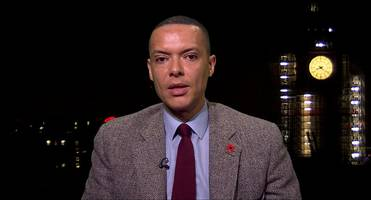 clive lewis denies sexual harassment allegations