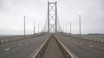 forth road bridge faces months of restrictions during repair work