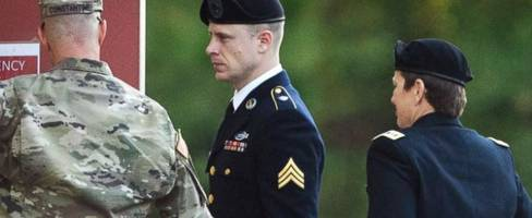 in shocking decision, military judge spares bergdahl from prison