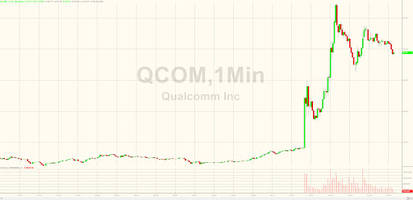 the real reason broadcom returned to the us: to launch a hostile $100bn bid for qualcomm