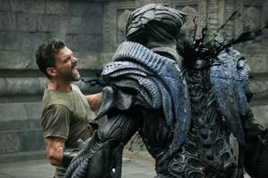 Beyond Skyline is the best kind of trashy space-movie madness