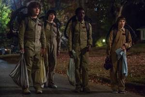 Stranger Things 1 was made for me, but Stranger Things 2 was made for Eggo
