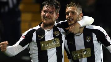 notts county fight back to upset bristol rovers
