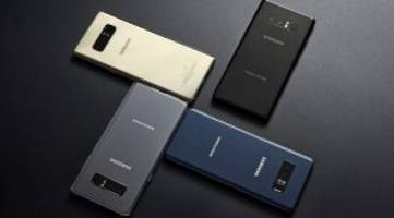 Samsung Promises Fix for Freezing Galaxy Note 8 Phones
