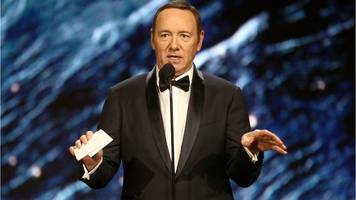 kevin spacey: uk police 'investigate sexual assault claim'