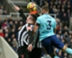newcastle united 0 bournemouth 1: cook snatches victory to lift cherries out of bottom three