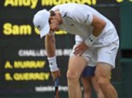 Andy Murray recovers from hip injury to face Federer