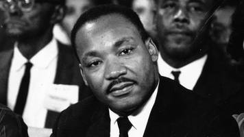 explosive martin luther king document amid jfk files