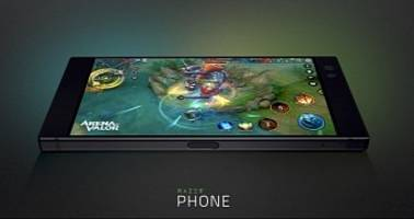 Razer Phone Is a Powerful Android Gaming Device Featuring Dolby ATMOS, 8GB RAM