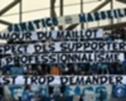 'respect supporters - is it too much to ask?' - marseille fans respond to evra scandal