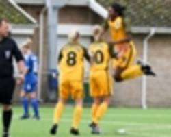 two-goal hero umotong stars as brighton and hove albion humble tottenham