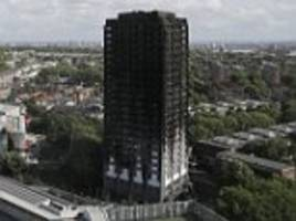 Firefighter arrested for 'looting cash at Grenfell tower'