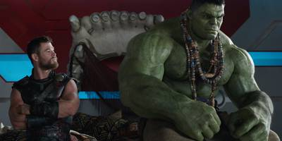 'Thor: Ragnarok' rules the weekend box office with a huge $121 million opening (DIS)