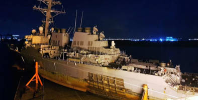 is the u.s. navy being truthful with its report on recent crash incidents?