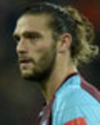 west ham star andy carroll slams own fans after latest humiliation