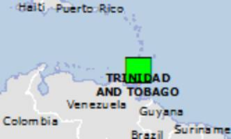 green earthquake alert (magnitude 5.5m, depth:48.14km) in trinidad and tobago 05/11/2017 15:00 utc, 170000 people within 100km.
