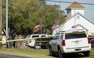 texas church attack: at least 25 dead after mass shooting