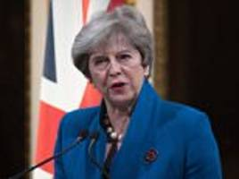 Theresa May tells business chiefs to embrace Brexit