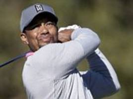 is tiger woods ready for comeback at hero world challenge?