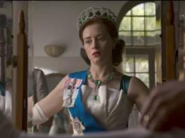 netflix's trailer for season 2 of 'the crown' teases trouble in the monarchy and in queen elizabeth's marriage