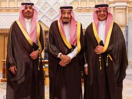 saudi arabia had a crazy weekend that totally upended the middle eastern kingdom