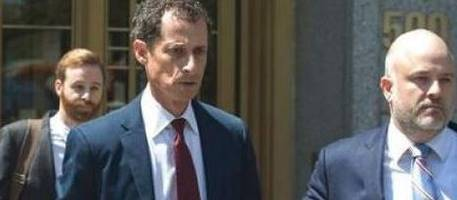 anthony weiner heads to cushy federal medical center to begin 21-month prison stay
