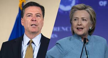 early comey memo accused hillary of gross negligence, punishable by jail