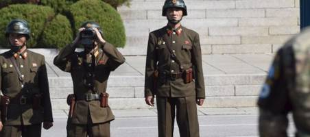 pentagon says securing north korean nuclear sites would require ground invasion