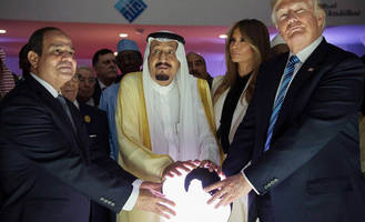 trump defends saudi actions: some have been milking their country for years