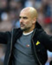 Man City coach Pep Guardiola seething at Arsene Wenger claims over Raheem Sterling