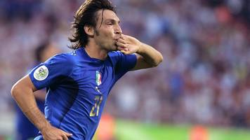 andrea pirlo retires - watch italy legend score at 2006 world cup