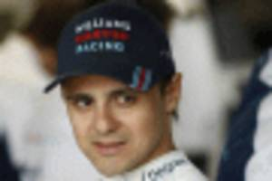 felipe massa retires from f1, again