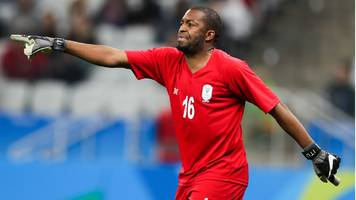 itumeleng khune injury blow to south africa's world cup hopes