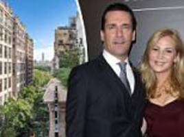 jon hamm puts his luxury nyc penthouse up for rent
