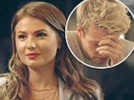 made in chelsea: sam bursts into tears over tiff