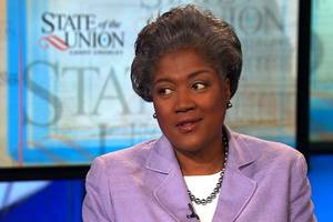 Donna Brazile Recalls Team Clinton Conference Call: 'Let's Just Put Our D—s Out on the Table'