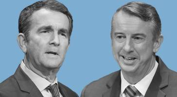 trump referendum or just another dem disappointment: all eyes turn to virginia's governor race