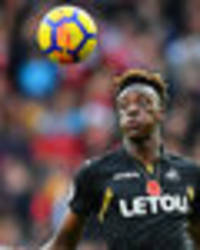 england new-boy tammy abraham insists becoming chelsea regular is his ultimate goal