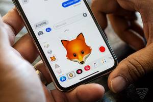 Here's the standalone Animoji app Apple should have built