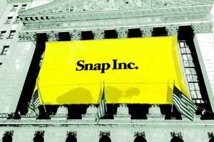 Snap says it's going to start paying top creators