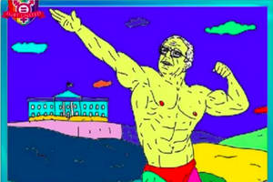 why were the russian facebook ads so strange?