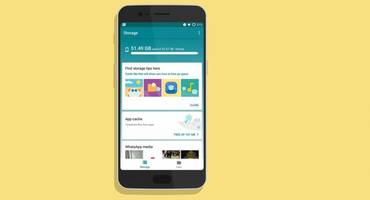 Google's new file manager lets you beam content between Android devices