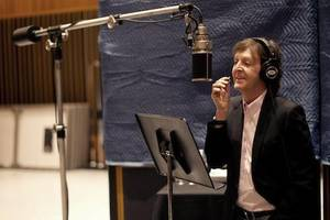 paul mccartney: some of donald trump's views are madness