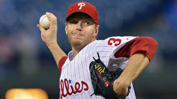 Roy Halladay: Former Toronto Blue Jays and Philadelphia Phillies pitcher dies in plane crash