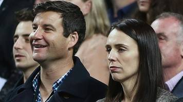 new zealand: jacinda ardern's 'first gent' on his 'surreal' new life