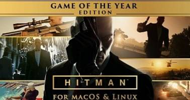 HITMAN: Game of the Year Edition (GOTY) Stealth Game Out Now for Linux and macOS