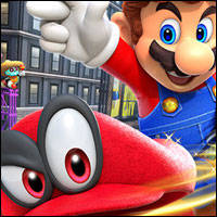Super Mario Odyssey Has Reviewers Jumping for Joy